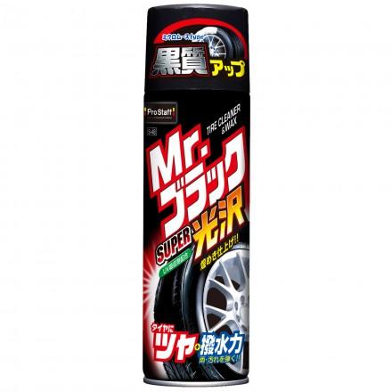 Tire Cleaner & Wax Mr.Black Super Koutaku