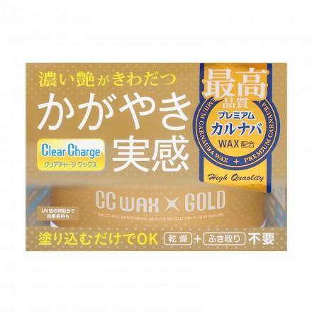Gloss Car Wax CC Wax Gold