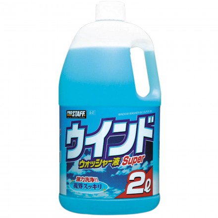 Windshield Washer Fluid Super 2L