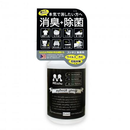 Spray Type Deodorizer Zubatto Messhu ZERO Spray