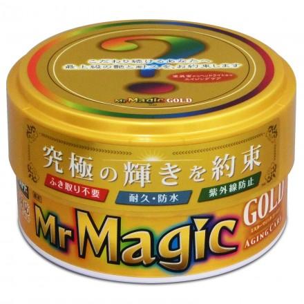 Gloss Car Wax Mr. Magic Gold